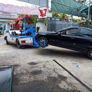 Dịch vụ cứu hộ ô tô gần nhất tại HCM