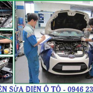 Garage sửa chữa xe ô tô